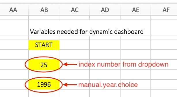 VBA year variables