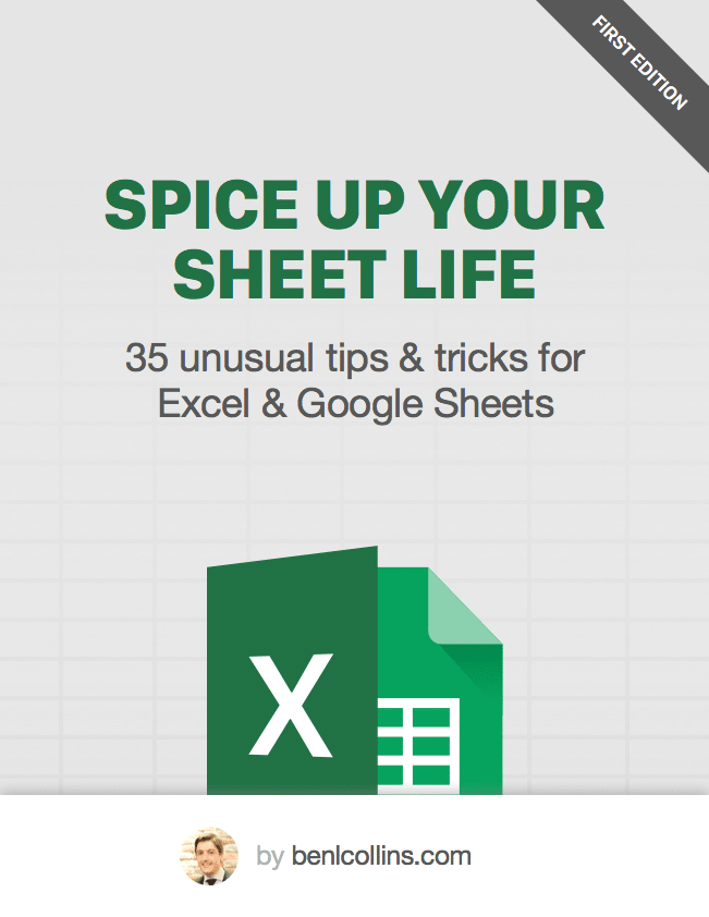 Spice Up Your Sheet Life Ebook
