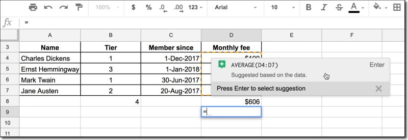 how to use google sheets youtube