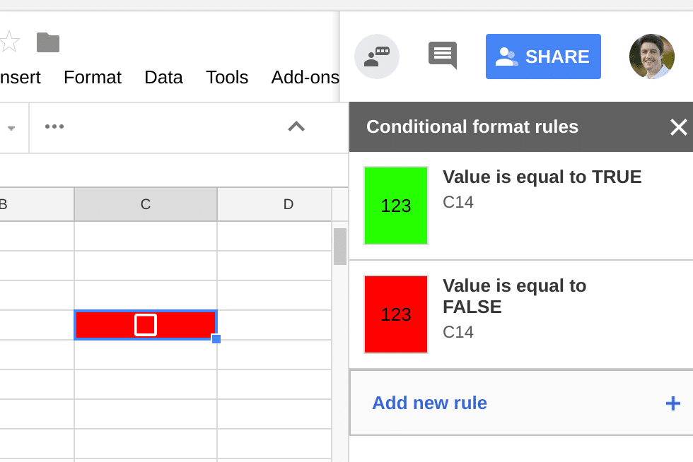 Checkboxes Are Now Available In Google Sheets