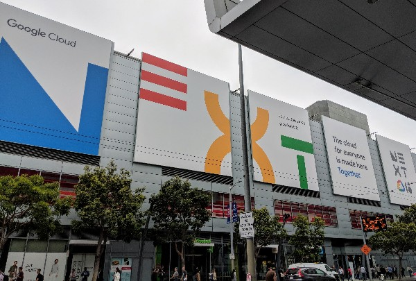 Google Next conference
