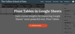 Data Analysis course