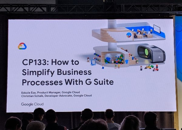 Simplify Business with G Suite