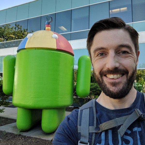 Android Robot!