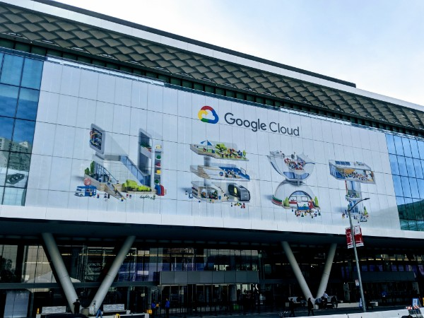 Google Next 19 Conference