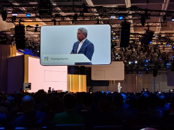 Google Next 19 Keynote