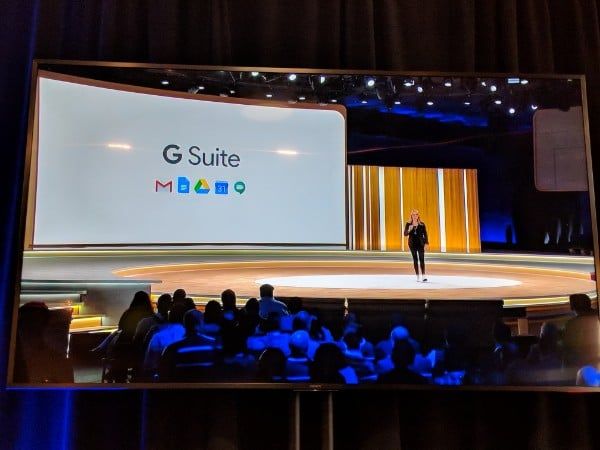 Google Next Keynote Day 2