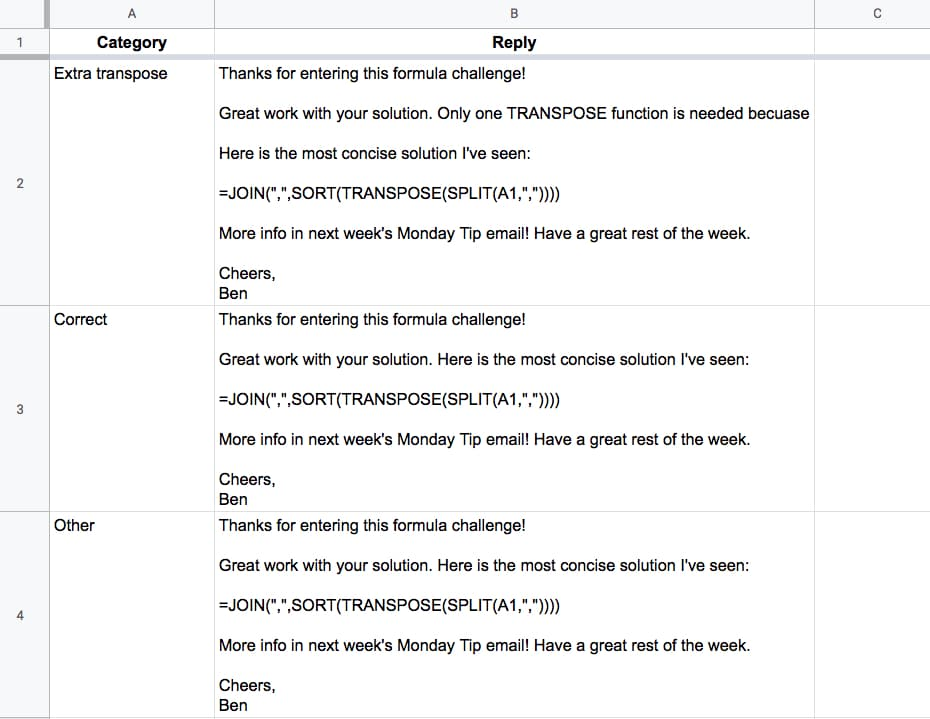 Gmail Mail Merge Reply Templates