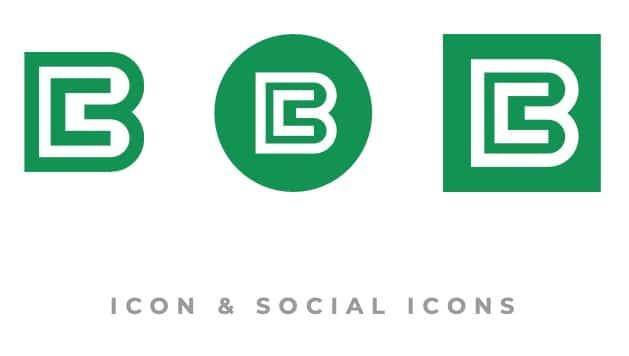 benlcollins social logos